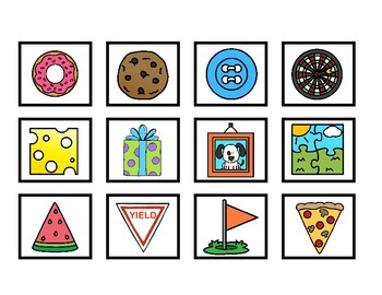 Spring Shapes Learning Mats