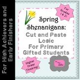 Spring Shenanigans Primary Logic