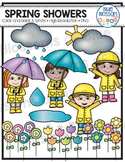 Spring Showers Clipart