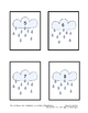 """Spring Showers """"Representing Numbers"""" Math Center"""