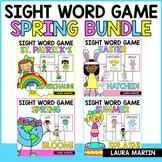 Spring Sight Word Games Bundle