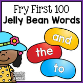 Spring Sight Word Jelly Beans