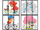 Spring Sight Word Puzzles