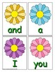 Spring Sight Word Recognition Center or Whole Group Game for All 220 Bundle