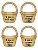 Spring Simple Sentence Practice