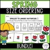 Spring Size Ordering Bundle for March, April or May