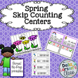 Spring Skip Counting by 5's and 10's
