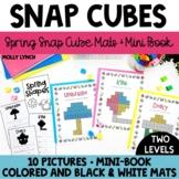Spring Snap Cube Mats + Mini Book