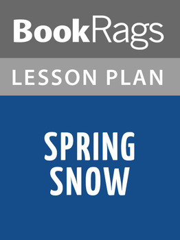 Spring Snow Lesson Plans