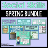 Social Skills Activities Bundle - Spring Themed