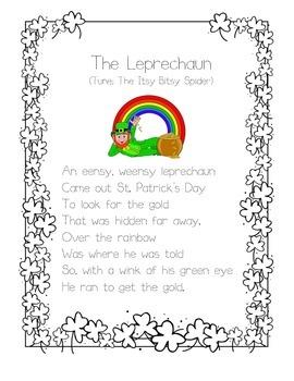 Spring Song: The Leprechaun
