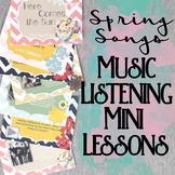 Spring Songs Music Listening