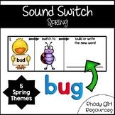 Spring Sound Switch