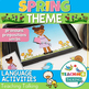 Spring Speech Therapy Activities Value Bundle