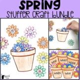 Spring Speech Therapy Stuffer Craft Bundle