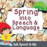 Spring Speech and Language