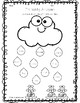 Spring Speech and Language Worksheets (No Prep)