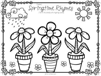 Spring Speech and Language MEGA Bundle