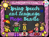 Spring Speech and Language MEGA Bundle