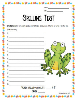 Spring Spelling Choice Board | Spring Activities | EDITABLE