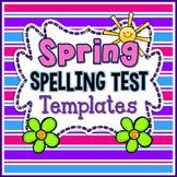 Spring Spelling