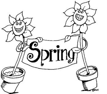 Spring Spelling Word