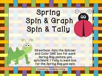 Spring Spin & Graph/Tally