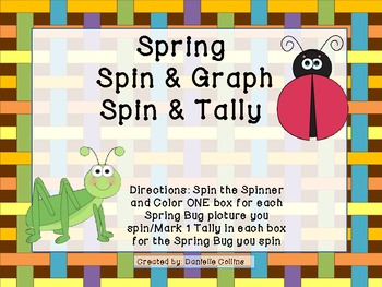 Spring Spin & Graph/Tally