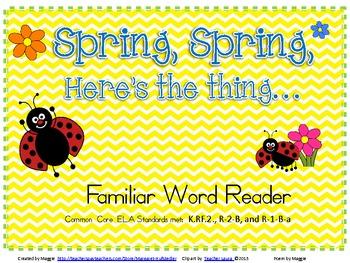 Spring, Spring Poetry Reader