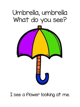 Spring, Spring What Do You See - Teacher and Class Book