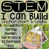 Spring, St. Patrick's Day, Earth Day, & Easter I Can Build