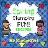 Spring Stamping Fun FREEBIE!