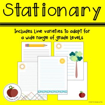 Stationary Bundle with Line Varieties