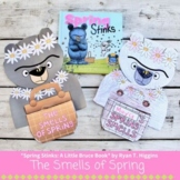 Spring Stinks Bruce Bear Book Craft : The Smells of Spring