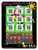 Spring Stories~QR Codes & Hyperlinks~Scan or Click fun Lis