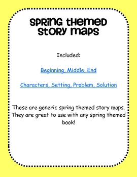 Spring Story Maps