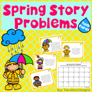 Math Word Problems - Addition and Subtraction