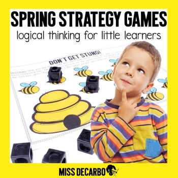 Spring Strategy Games: Logical Thinking for Little Learners