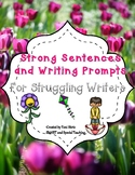 Spring Emerging and Struggling Writers (Hochman Writing Inspired)
