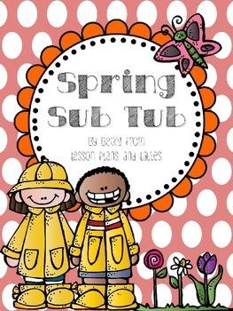 Spring Sub Tub