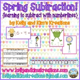 Spring Subtraction!