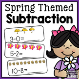 Spring Subtraction Game