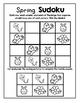 Spring Sudoku