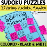 Distance Learning - Spring Sudoku