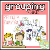 Spring/Summer Partners- Grouping Cards