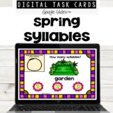 Spring Syllables for Google Slides™