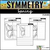 Spring Symmetry Worksheets