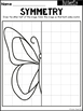 Spring Symmetry Worksheets