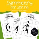 Spring Symmetry Activity