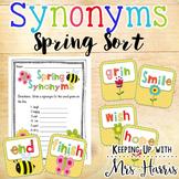Spring Synonyms